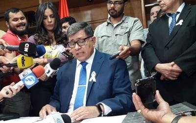 Intendente de Lambaré pide ser investigado por fiscal que no sea de la zona
