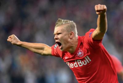 HOY / El noruego Haaland supera a CR7 y Messi en efectividad