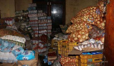 Incautan productos de contrabando en Encarnación