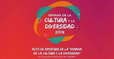 La cultura y la diversidad invadirán el país por una semana