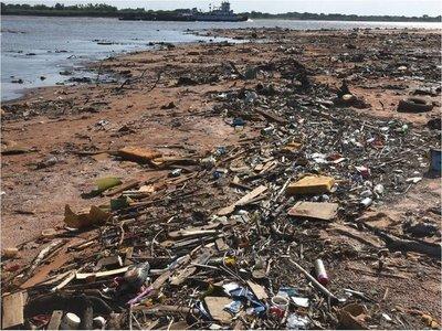 Diputados urgen a municipios la limpieza de franjas del río Paraguay