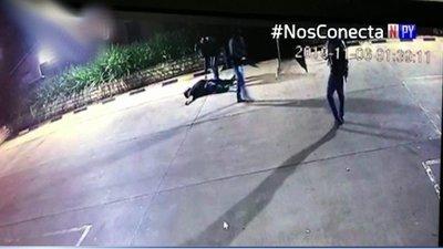 Guardia de seguridad es baleado en CDE