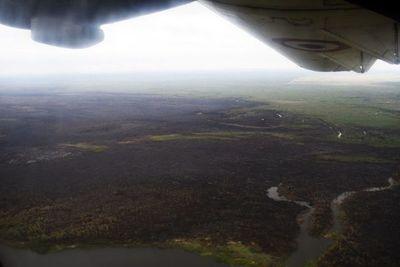 ¿Qué pasó en el Pantanal paraguayo?