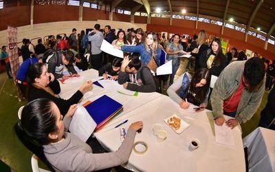Ofrecerán más de 700 puestos laborales en Expo Empleo en Asunción