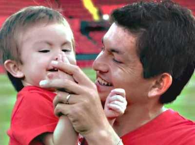 Luis Rodríguez, el hombre detrás del futbolista