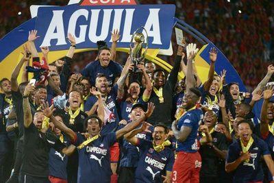 Aldo es campeón en Colombia