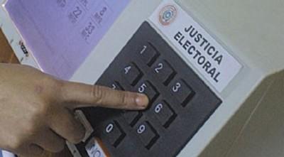 Suspenden licitación de urnas electrónicas