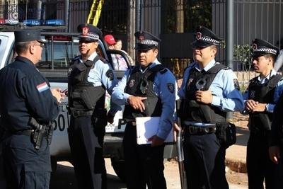 No habrá tolerancia para cuidacoches y policías cómplices