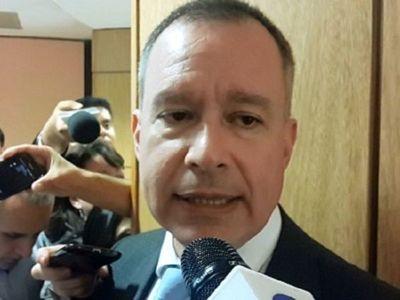 """Silva Facetti desmiente a Ovelar: """"Si no hay urnas electrónicas no se puede aplicar el desbloqueo"""""""