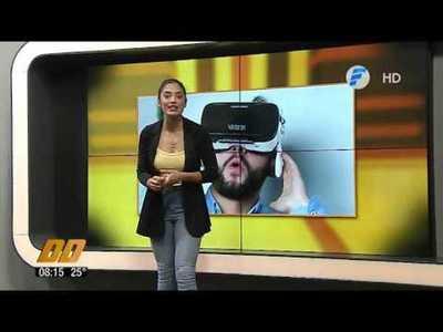 Paraguay tendrá su propio cine de realidad virtual en 2020