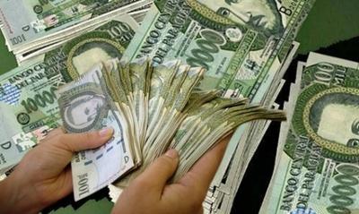 Tesoro paga unos G. 215.390 millones a proveedores del Estado