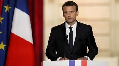 "Macron: ""La OTAN experimenta una muerte cerebral"""