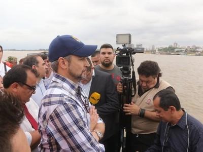 Israel: Embajada paraguaya no se mueve de Tel Aviv, confirma Mario Abdo