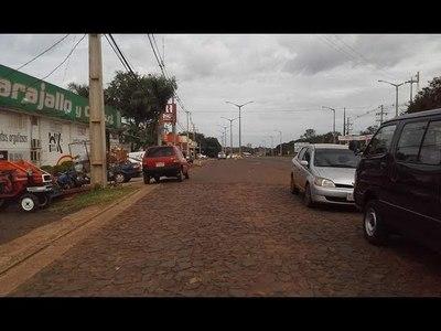 PROYECTAN ASFALTAR CALLES COLECTORAS DE RUTAS Y TRAMO DE CIRCUNVALACIÓN DE 13 KM