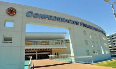 Ex empleados demandan a la Conmebol por U$S 40 millones