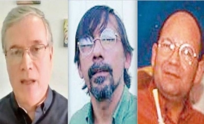 HOY / Finlandia rechaza intervenir en el caso Arrom, Martí y Colmán