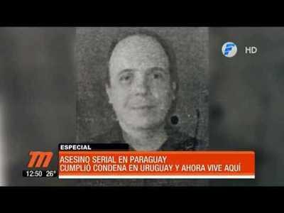 Famoso asesino serial vive en Paraguay