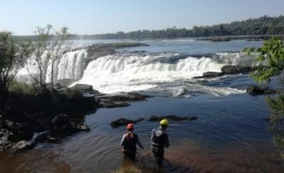 Extraen R$ 14.000 en monedas de las Cataratas del Iguaçu
