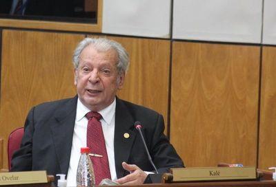 Calé acusó de fateros al asesor y ex-asesor del TSJE