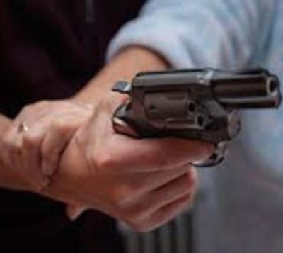 Mujer es herida con arma de fuego por su pareja