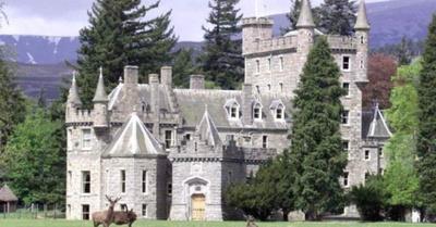 Podés ser dueño de un castillo, por apellido