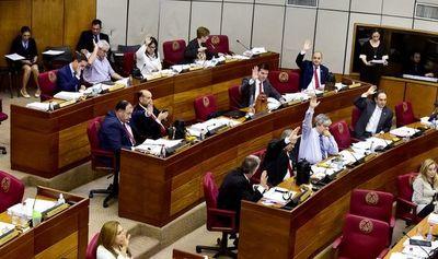 En el Senado acusan a Marito de boicotear el desbloqueo