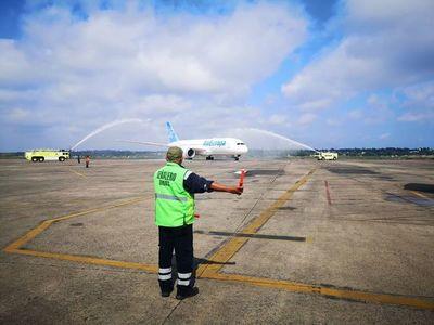 Air Europa renueva su flota y llega a Paraguay