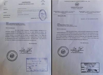 Llano oficializó invitación a involucrados en urnas electrónicas y la suspensión de su licitación
