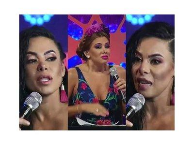 Marly hizo llorar a Ana Ríos en el Baila