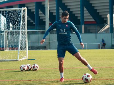 Óscar Ruiz queda fuera del partido contra Nacional