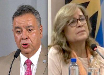 Jueza ordena elevar a juicio oral y público la causa contra Cristina Arrom