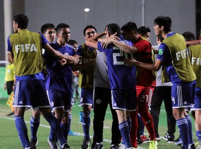 Argentina comenzó a sobrar y activó el 'orgullo paraguayo'