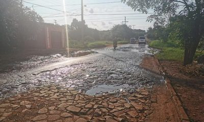Piden arreglo de calle en pésimo estado en CDE