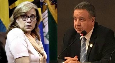 HOY / Querella de ministro de Inteligencia contra hermana de Arrom va a juicio oral y público