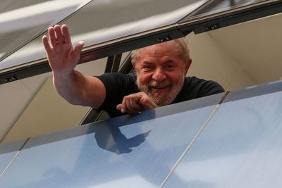 Juez otorga libertad Lula da Silva