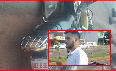 Joven que atropelló y mató a motociclista no irá a la cárcel
