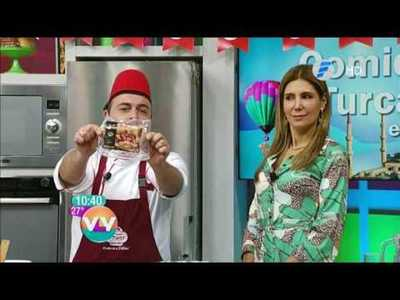 Cocina de Turca en Vive la Vida.