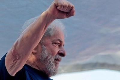 Ordenan liberación de Lula da Silva