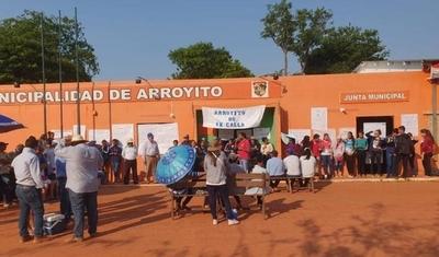 """HOY / Junta municipal de Arroyito aprueba pedido de intervención tras escándalo por """"obras fantasmas"""""""