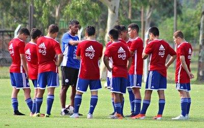 Paraguay albergará el Sudamericano sub 15