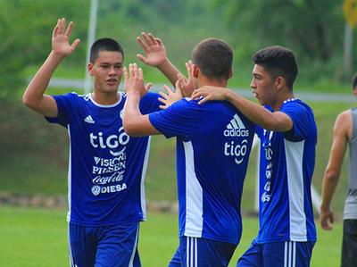 El Sudamericano Sub 15 se jugará en Paraguay