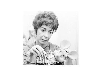 María Perego,  creadora de Topo Gigio, fallece de un infarto a los 95 años