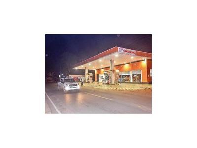 Atracaron tres gasolineras apenas reinició el Consejo de Seguridad