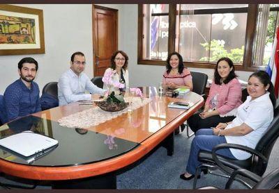 Turquía reafirma cooperación con Paraguay