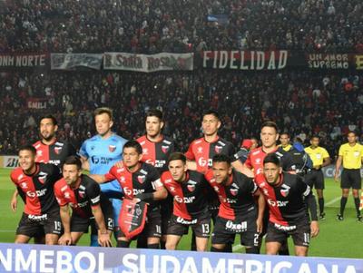Los números de Colón en la Copa Sudamericana