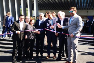 Inauguran nueva sede de la APF