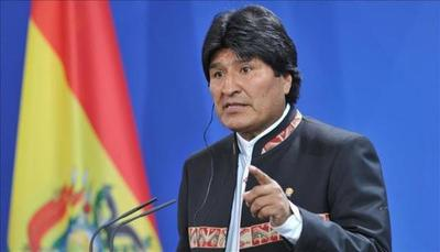 Evo Morales denuncia intento de golpe de Estado en Bolivia