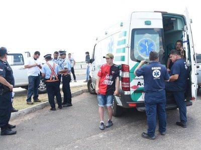 Hincha de Colón fallece en la Costanera, a horas de la final de la Sudamericana