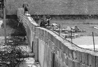 Hace 30 años cayó el Muro de Berlín