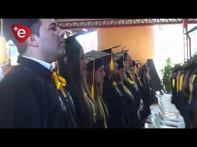 70 profesionales recibieron sus certificados de Magíster en distintas áreas